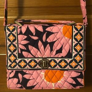 "NWT Vera Bradley ""Julia Loves Me"" Crossbody"